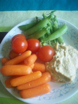 Elise's Spicy Hummus
