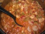 Chicken and Shrimp Jambalaya