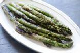 Monica's Garlic Asparagus