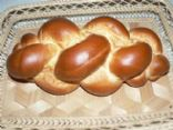 Easter braid (Fonott kal�cs, Hungary) (20 slices, 1srv=1sl=25g)