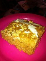 Banana Bread Coffee Cake with Protein