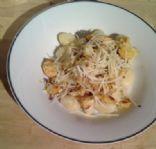 Gnocchi with Roasted Cauliflower