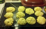 Low Calorie Oatmeal Scones