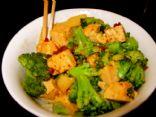 Udon & Tofu Stirfry