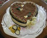 VALENTINES Chocolate Beetroot Celebration Cake