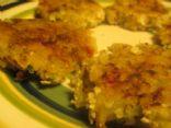 Tillapia Veggie Fish Cakes