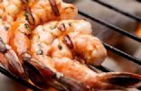 Grilled Shrimp with Mango-Chili Sauce