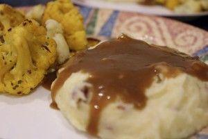 Sour Cream Mashed Potatoes