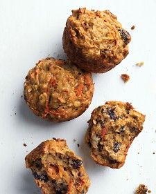 Martha Stewart's Healthy Morning Muffins