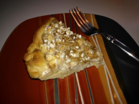 No guilt apple pie