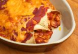 No Guilt Cheese Enchiladas