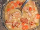Ham and Northern Bean soup
