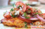 Baked Chicken Salsa
