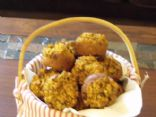 Oatmeal/Pumpkin Breakfast muffins