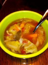 Madagascar Cabbage Soup