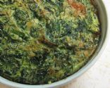 Spinach Souffle Casserole