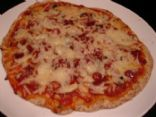 Low Carb, High Protein Pizza Dough