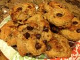 Low Carb Low Sugar High Protein Chocolate Chip Cookies