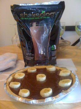 Shakeology Banana Cream Pie