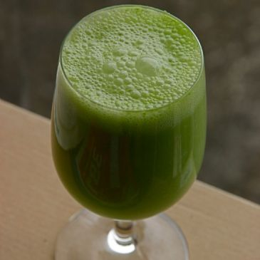 Mean Green juice by Phil Staples
