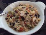 Jasmati Rice and Beans