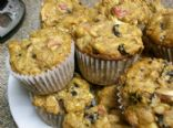 Super Apple Raisin Muffins