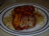 Twenty Minute Chicken Parmesan