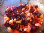 Beet Waldorf Salad
