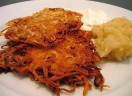 POTATO PANCAKES-GLUTEN FREE