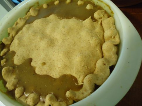 Skinny Farmer's Pot Pie