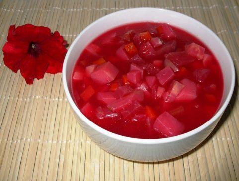 Image of Zupa Buraczkowa, Spark Recipes