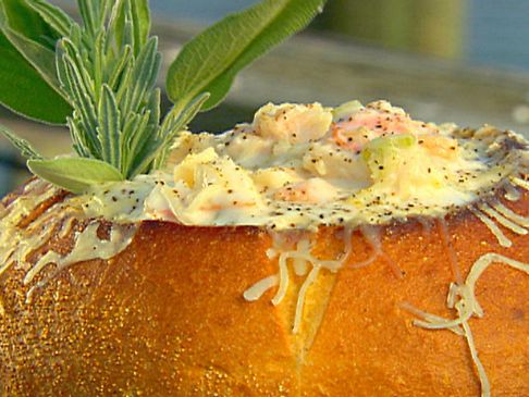 Low Cal Lobster/Shrimp Bisque