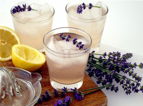 Lavender Dreams Lemonade