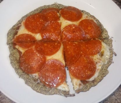 Flax Meal Pizza Crust (Personal Size)