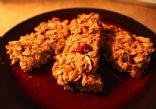 Honey and Nut Granola Bars
