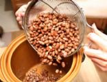 Best Vegan Mexican Pinto Beans Ever  ( Slow Cooker)