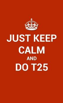 Second round of T25 is in the books