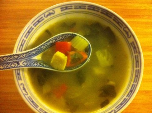 Fish and Veggies Soup