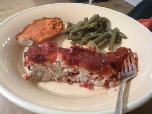 Thanksgiving Meatloaf