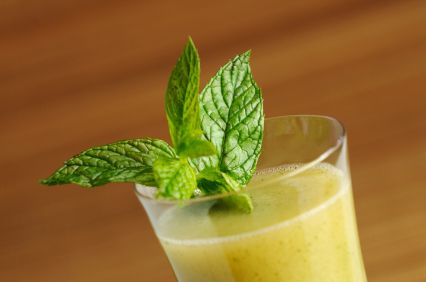 Juice - Cucumber Mint Cooler