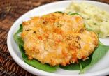 Cheddar and Cracker Chicken- Makeover