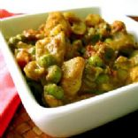 Spicy Potato Curry/Vegetable Masala