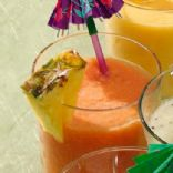 Fresh Hawaiian Smoothie