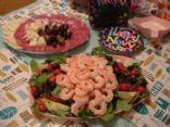 Shrimp Louis (South Beach; salad only)