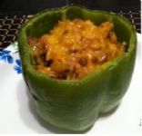 Stuffed Peppers with Lean Beef