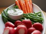 Kitchen Basics: Creamy Herb Dressing