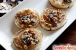 Roasted Onions with Walnuts and Blue Cheese