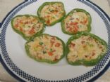 Bell Pepper and Egg White Scramble