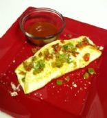 The Best Egg White Omelet You've Ever Had!