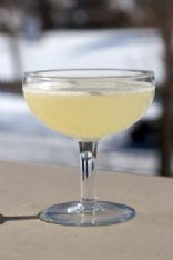 Champagne Limoncello Cocktails